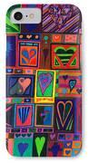Find U'r Love Found IPhone Case by Kenneth James
