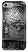 Fire Hose Bw IPhone Case