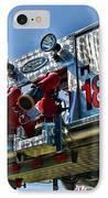 Fireman - The Fireman's Ladder IPhone Case