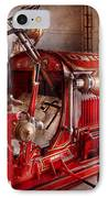 Fireman - Truck - Waiting For A Call IPhone Case