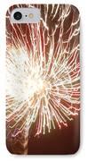 Firework Burst IPhone Case by April Lerro