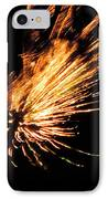 Fireworks 2 IPhone Case by Stephanie Kendall