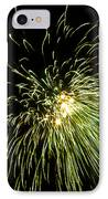 Fireworks IPhone Case by Akash Routh