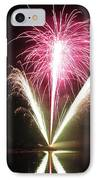 Fireworks At Cooks IPhone Case