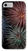 Fireworks Extravaganza 4 IPhone Case