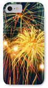 Fireworks Finale IPhone Case by Doug Kreuger