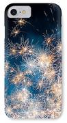 Fireworks In The Sky IPhone Case by Gianfranco Weiss