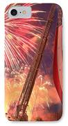 Fireworks IPhone Case by Jim DeLillo