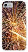 Fireworks IPhone Case by Lori Seebeck