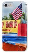Fireworks Stand IPhone Case