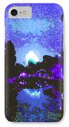 Fireworks Venice California IPhone Case by Jerome Stumphauzer