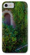 First Door On The Left IPhone Case by Bill Gallagher