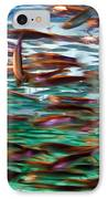 Fish 1 IPhone Case by Dawn Eshelman