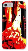 Flamenco Passion IPhone Case