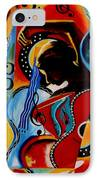 Flamenco IPhone Case by Vel Verrept