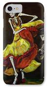 Flamenco Vi IPhone Case