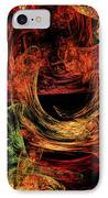 Flight To Oz IPhone Case by Andee Design