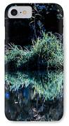 Floating Island IPhone Case by Leif Sohlman