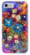Floral Dance Fantasy IPhone Case