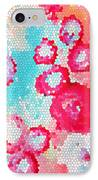 Floral IIi IPhone Case by Patricia Awapara