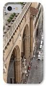 Florence And Piazza Della Signoria IPhone Case
