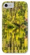 Florida Jungle IPhone Case