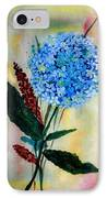 Flower Decor IPhone Case