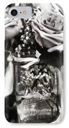 Flowers At The Wedding IPhone Case by Ron Regalado