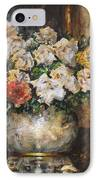 Flowers Of My Heart IPhone Case