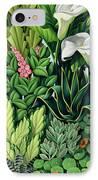 Foliage IPhone Case by Catherine Abel