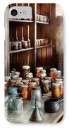Food - The Winter Pantry  IPhone Case by Mike Savad