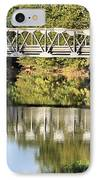 Forest Bridge IPhone Case by Dan Sproul