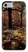Forest Illuminated IPhone Case