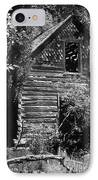 Forgotten Log Cabin IPhone Case