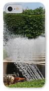 Fountains IPhone Case by Jennifer Ancker