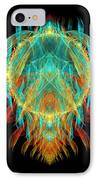 Fractal - Insect - I Found It In My Cereal IPhone Case