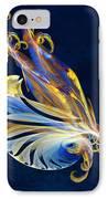 Fractal - Sea Creature IPhone Case