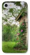 Fragrant Outhouse IPhone Case
