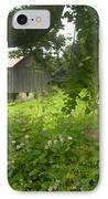 Framed In Green IPhone Case by Paul W Faust -  Impressions of Light