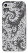 Franciful Frost  IPhone Case
