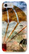 Free Falling IPhone Case by Angelina Vick