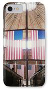 Freedom Rings IPhone Case by Andy McAfee
