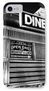 Freehold Diner IPhone Case