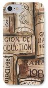 French Corks IPhone Case by Debbie DeWitt