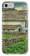 Friends Meeting House England IPhone Case