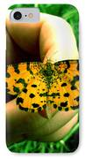 Friendship IPhone Case by Lucy D