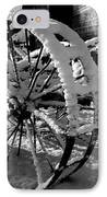 Frozen In Time IPhone Case by Steven Milner