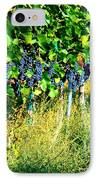 Fruit Of The Vine IPhone Case by Kay Gilley