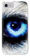 Full Moon Reflection IPhone Case