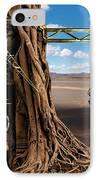Gagilus Time Dream IPhone Case by Franziskus Pfleghart
